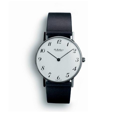 [オーレ・マティーセン]OLE MATHIESEN 腕時計 ARABIA.WHITE DIAL OM3.28 OM3.28 レディース 【正規輸入品】