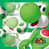 Japan Nintendo Official Jigsaw Puzzle - Super Mario Bros. Yoshi Green 100 Piece Square Wall Art Prints Decor Decoration Smash Party Kart Wii U 3DS Ensky [並行輸入品] 画像