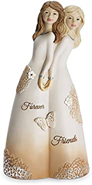 Pavilion Gift Company 19110 Forever Friends Figurine, 5-1/2&