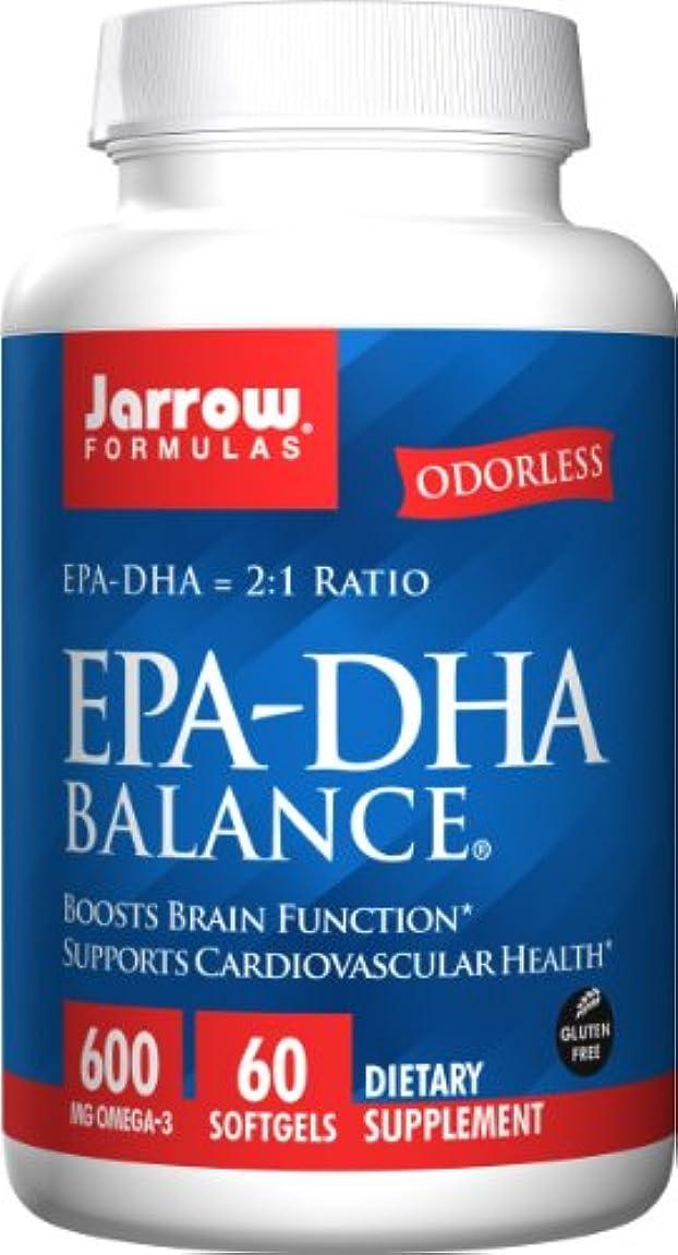 一口公平な反対EPA-DHA バランス 60ソフトカプセル (海外直送品)