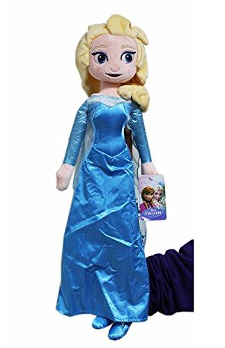 Disney 's Frozen Elsaブルードレスジャン...