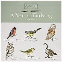 OtterHouse Madeleine Floyd Birds 2018 Wall Calendar (100299AOTT) [並行輸入品]