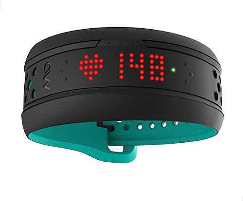 Mio 活動量計 【日本国内正規販売品・保証付】MIO FUSE AQUA ミオ フューズ アクア (S-Mサイズ) 継続的心拍測定ライフトラッキングデバイス Bluetooth SMART/Bluetooth 4.0 ANT+対応