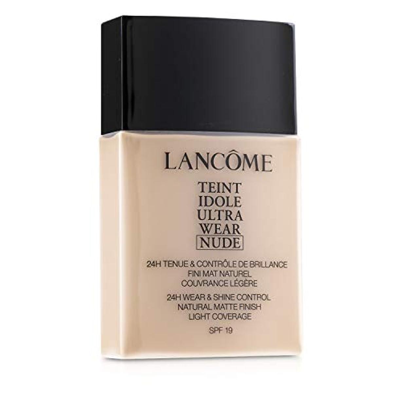 ソーシャル傾いた豪華なランコム Teint Idole Ultra Wear Nude Foundation SPF19 - # 02 Lys Rose 40ml/1.3oz並行輸入品