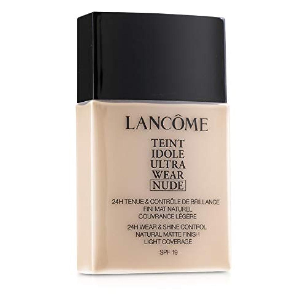 セラフクスクス準拠ランコム Teint Idole Ultra Wear Nude Foundation SPF19 - # 02 Lys Rose 40ml/1.3oz並行輸入品