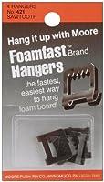Foamfast Hangers 4/Pkg- (並行輸入品)