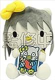銀魂 × サンリオ 桂 SADA AND ELLY×KT おやすみ柄 むにゅぐるみ S