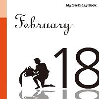 2月18日 My Birthday Book