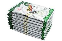 Ohnutree 朝鮮金 戦場金 韓国海苔 韓国産海苔 6枚10袋 6枚20袋 2種類 【並行輸入品】 (10)