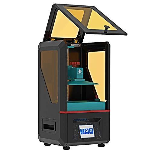 HICTOP 3Dプリンター PHOTON 光造形式 高精度 UV-LED LCDタッチスクリーン 500mlレジン付き FEPフィルム付属 デスクトップ