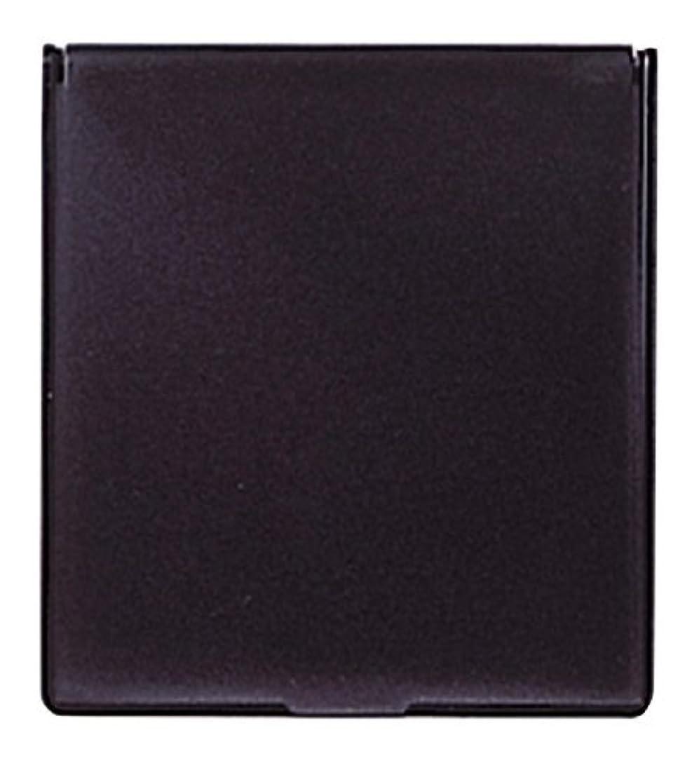 論理的情熱的抹消ビブレ 角型 コンパクトミラー M ブラック Y-5071