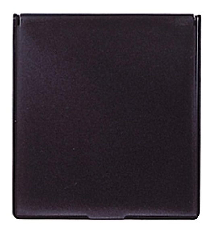 飲み込む雑草副産物ビブレ 角型 コンパクトミラー M ブラック Y-5071