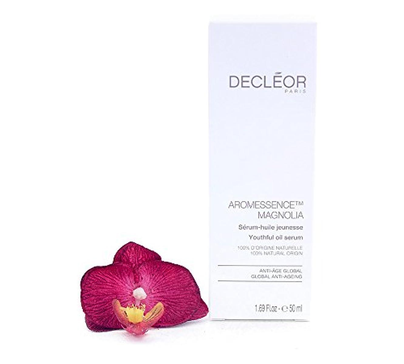 大洪水グラフィックライバルデクレオール Aromessence Magnolia Youthful Oil Serum - Salon Size 50ml/1.6oz並行輸入品