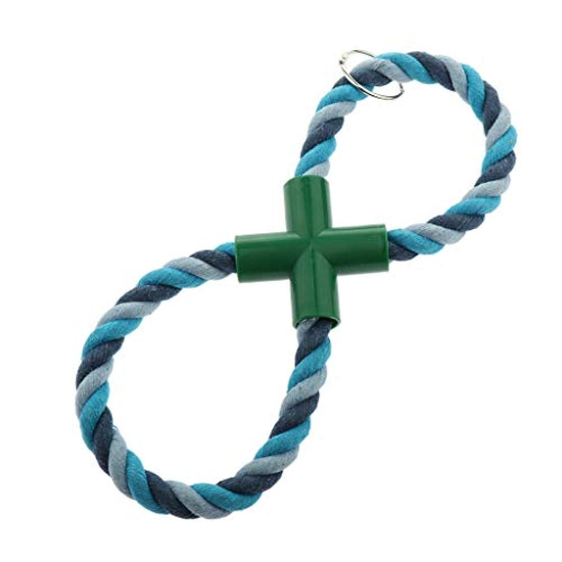 雨メロドラマ真実にペット用品 噛む玩具 綿ロープ鳥おもちゃ カラフル インコ オウム運動玩具 吊り下げ式耐久性