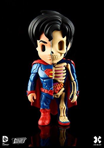 XXRAY meets DCコミックス/ スーパーマン 4インチ ビニールフィギュア