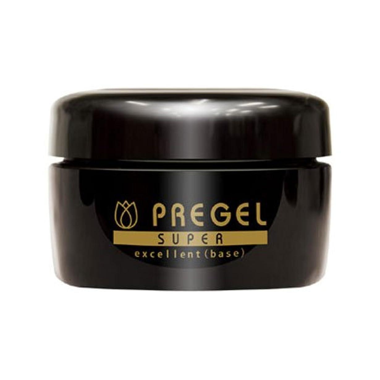 根絶する硬い従順なプリジェル(PREGEL) スーパーエクセレントベースs 15g