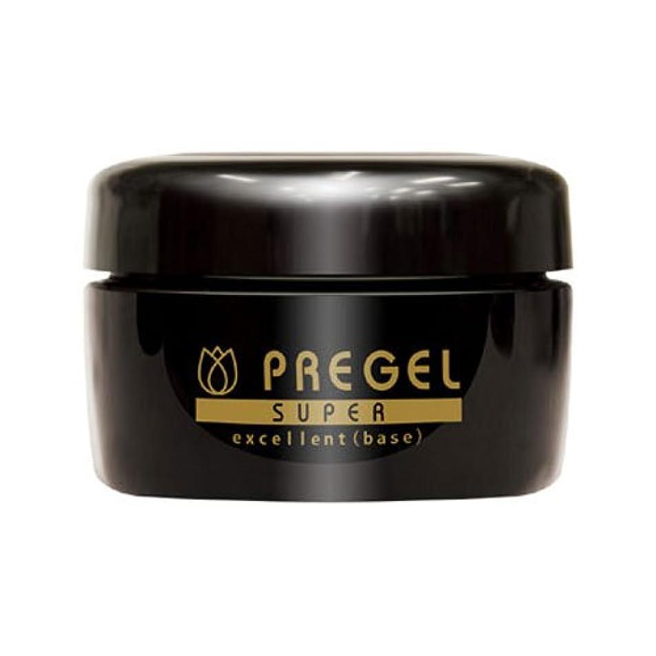 深い気絶させる救いプリジェル(PREGEL) スーパーエクセレントベースs 15g