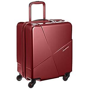 [ヒデオワカマツ] HIDEO WAKAMATSU スーツケース マックスキャビン2 50cm 42L 機内持ち込み可 ポリカーボネート100%