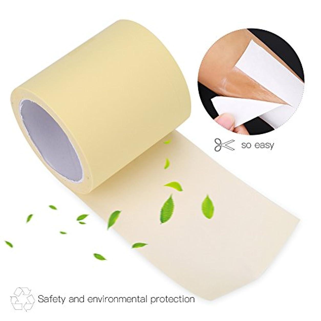 スピーチ私たちの略奪汗止めパッド 脇の下汗パッド 皮膚に優しい 0.012 mm 透明 超薄型 抗菌加工 脇の汗染み防止