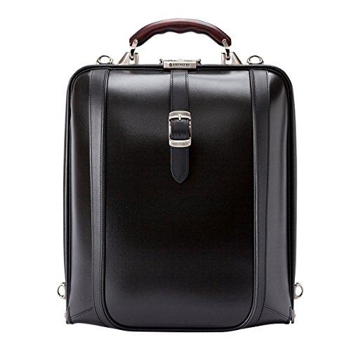 [アートフィアー] ダレスバッグ ニューダレス タッチ2 豊岡鞄 合成皮革 メンズ DS4-TO2 ブラック F4