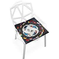 座布団 低反発 ワールドカップ 日本 ロシア ビロード 椅子用 オフィス 車 洗える 40x40 かわいい おしゃれ ファスナー ふわふわ fohoo 学校
