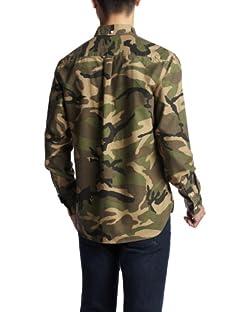Buttondown Shirt 38-11-0492-139: Camouflage
