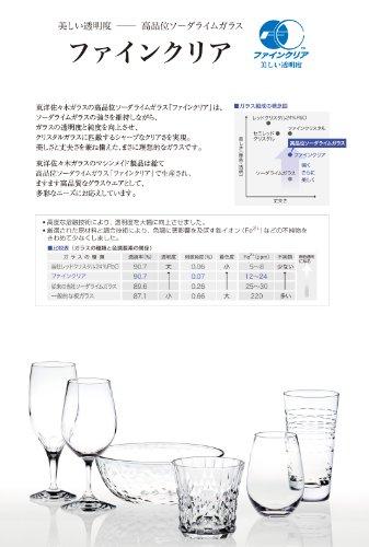 ガラス製 ボウル デリシャスタイム グラシューボールセット M 食洗機対応・日本製