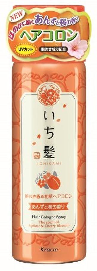 つぼみ定数恵みいち髪 艶めき香る和草ヘアコロン あんずと桜の香り 80g