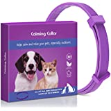 Tyhocent Calming Collar for Cats and Dogs with Appeasing Effect, Adjustable Relieve Reduce Anxiety Pheromone Keep Pet Lasting Natural Calm (15 Inch for Cats)