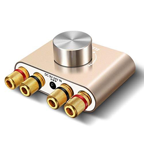 ELEGIANT Bluetooth対応アンプ B01K7B0CMW 1枚目