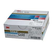 3M スティキット ゴールドディスク DF2 125 P240 100枚