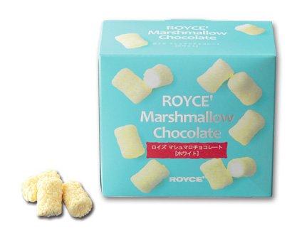 ROYCE'(ロイズ) マシュマロチョコレート ホワイト
