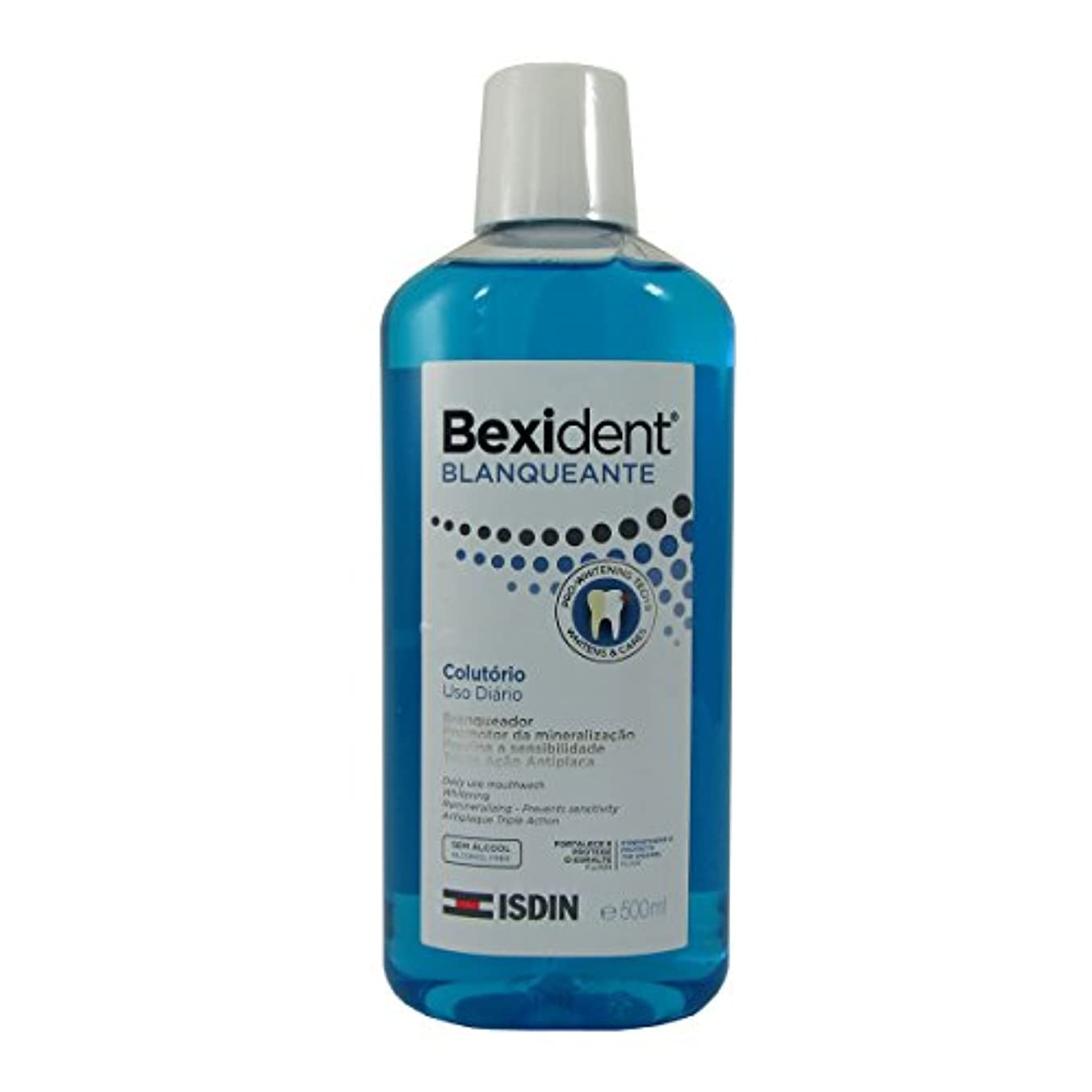 Bexident Whitening Mouthwash 500ml [並行輸入品]