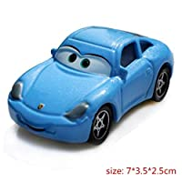 LIFE35 スタイル車ディズニーピクサー車 2 & 車 3 ライトニングマックィーンレース家族 1:55 金属合金ダイキャストおもちゃの車子供のための おもちゃの車のる