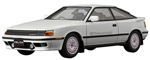 MARK43 1/43 トヨタ セリカ GT-FOUR (ST165) 1987 スポーツホイール スーパーホワイトII