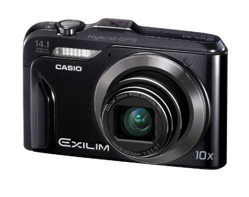 CASIO デジタルカメラ EXILIM EX-H20G ブラック EX-H20GBK