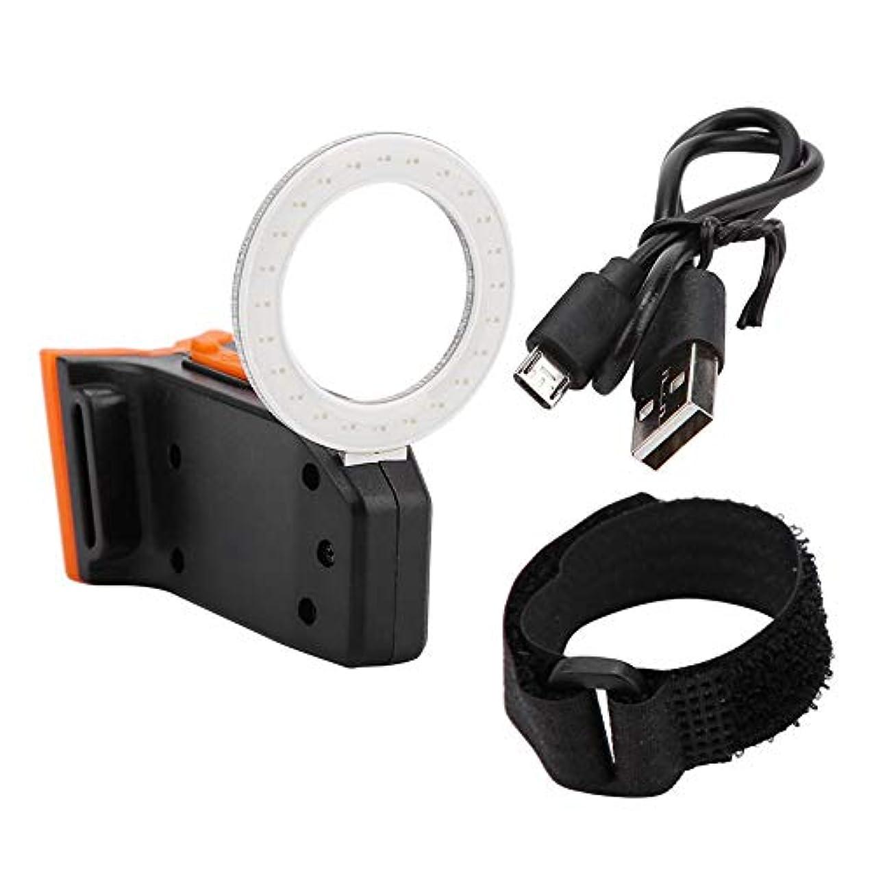 最も遠い型プロペラ自転車ライト テールライト USB充電式 5つモード 自動点滅テールライト LEDセーフティライト 防水 高輝度 超小型 簡単取り付け