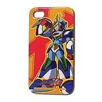 ロックマンX6 iPhone4/4S ケース MegamanX6 iPhone4/4S case Cell Phone Accesory