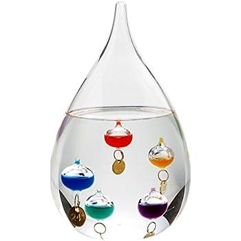 茶谷産業 Fun Science ガラスフロート温度計L 333-204