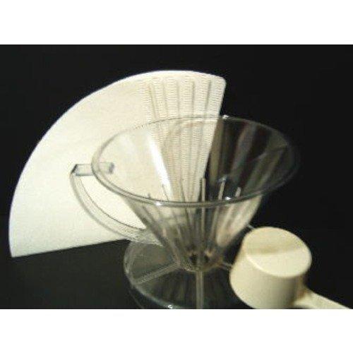 [해외]KONO 드립 명인 테이퍼 커피 필터 (1 ~ 2 인용) TF-20/KONO drip celebrity cone coffee filter (for 1 to 2 people) TF - 20