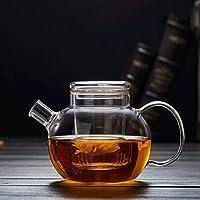 茶具セット 茶器セット ティーポット 1000ml 和風 製冷たいケトルセット耐熱ガラス急須 ティーセット 家庭用ウォーターボトル IVEGLA 茶器