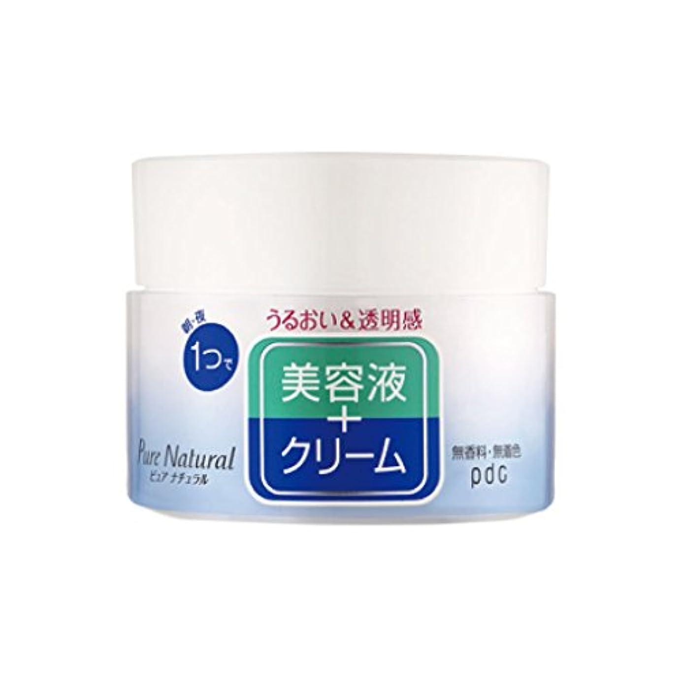 ベーカリーフィットネス医師Pure NATURAL(ピュアナチュラル) クリームエッセンス モイスト 100g