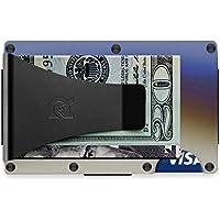 [ザ リッジ] the RIDGE スマートフォンよりも薄い財布 マネークリップ チタニウム