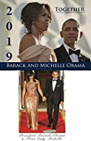 Barack and Michelle「Together」 2019 カレンダー & イブニング 「ポスター」 ギフトセット