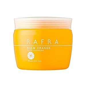 ラフラ バームオレンジ ホットクレンジング 200g [ダブル洗顔不要・毛穴対策・角質除去]