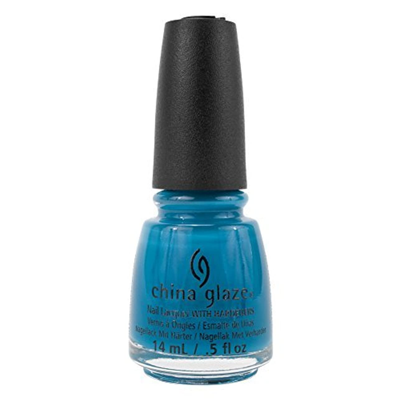 問題に負ける別れるChina Glaze Nail Polish-License & Registration Pls 82381 by China Glaze [並行輸入品]