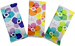 FLOWER【香料3種アソート】 30個入小箱 ウェットタオル