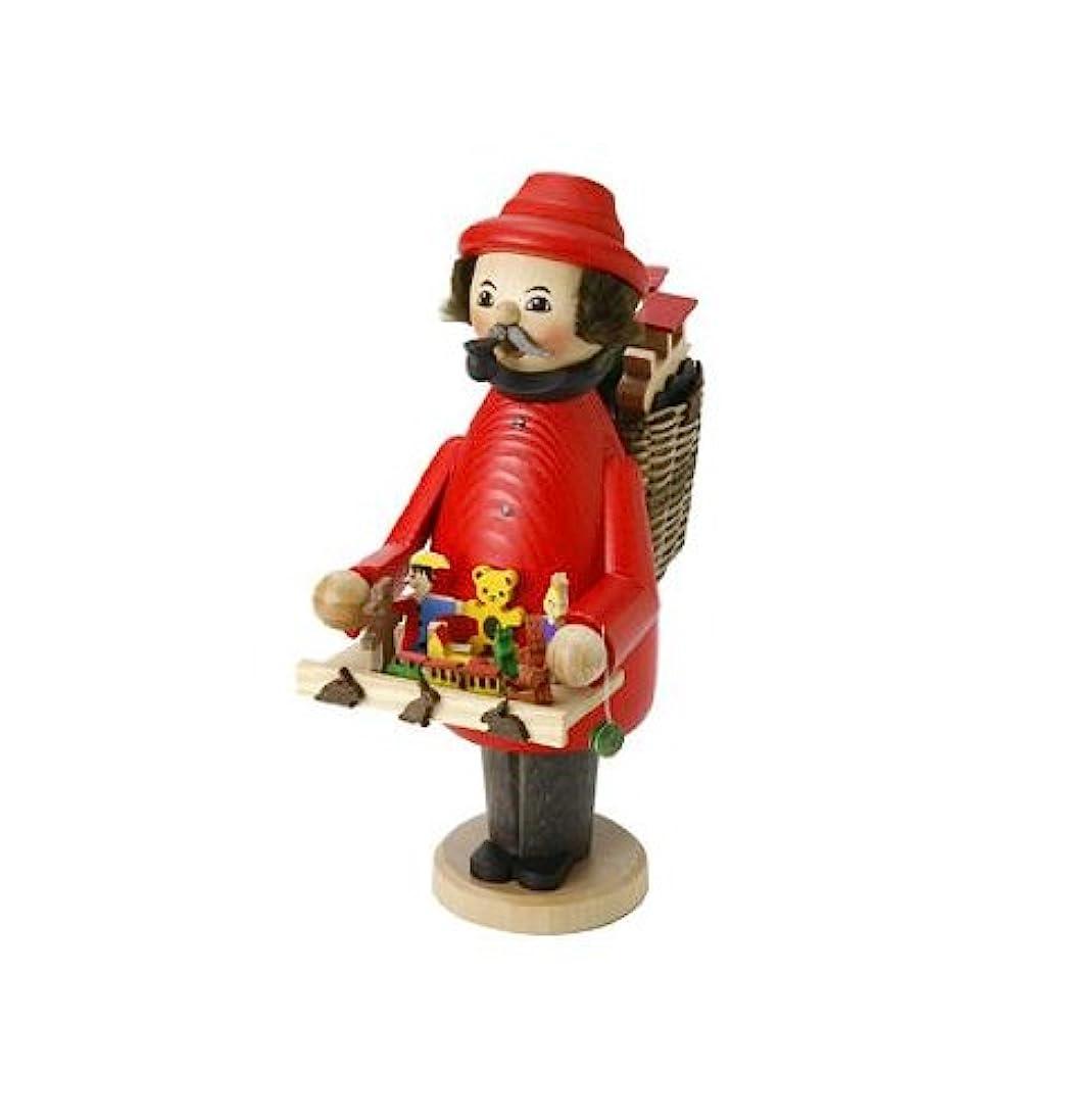 ミニパイプ人形香炉 おもちゃ売り