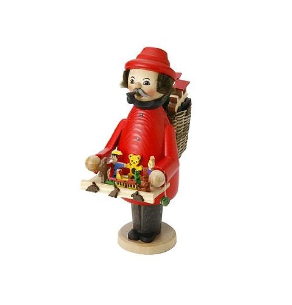 ブローホールジャニスパイントミニパイプ人形香炉 おもちゃ売り