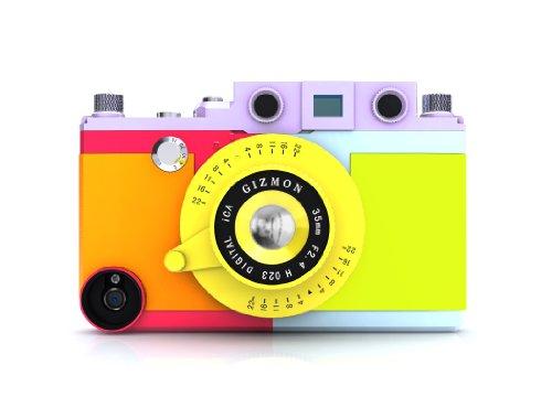 GIZMON SoftBank au iPhone4 4S用 カメラ型 ケース GIZMON iCA feat. あいか / 廣田あいか(私立恵比寿中学) コラボモデル 10459